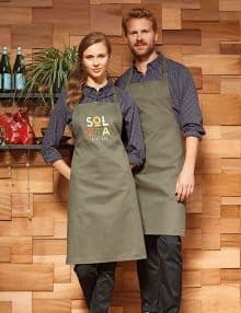 Classic Bib Apron for ladies and men