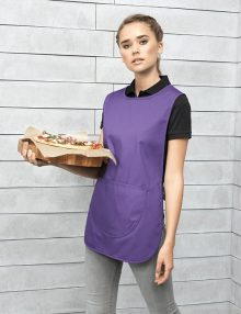 Purple Tabard with Pocket