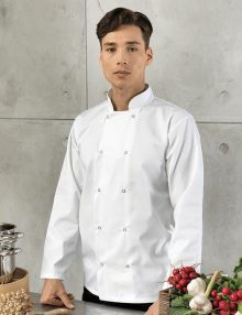 Studded Chef's Jacket