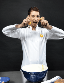PR671 Ladies Chef Jacket