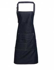 PR126 Jean Stitch Denim Apron