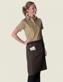DP52 Waist Apron with Pocket