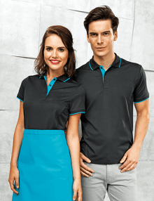 PR619 Coolchecker Polo Shirt