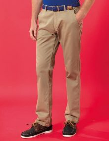 Men's Khaki Chinos