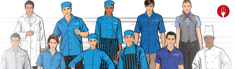 Chefworks Uniforms